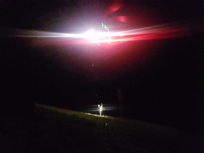 Malore in Valsassina, salvataggio notturno dell&#8217&#x3B;elisoccorso