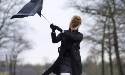 Nuova allerta per vento forte: codice arancione in Brianza