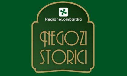 Dieci nuovi negozi storici in Brianza