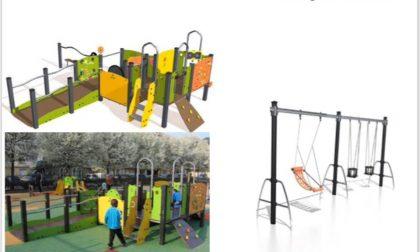 Parco giochi per bimbi disabili finanziato da McDonald's