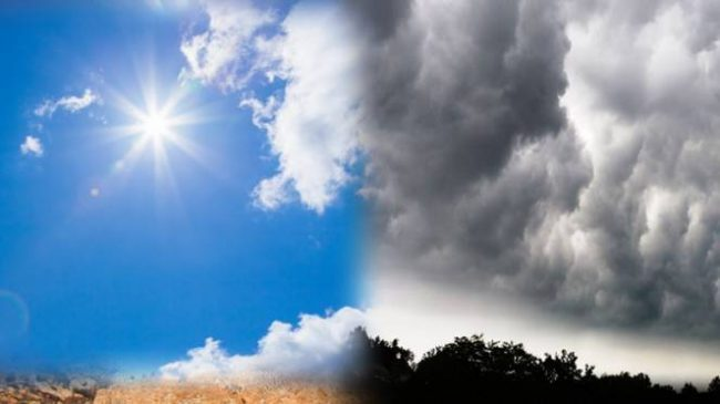 Previsioni meteo: pasquetta bagnata?