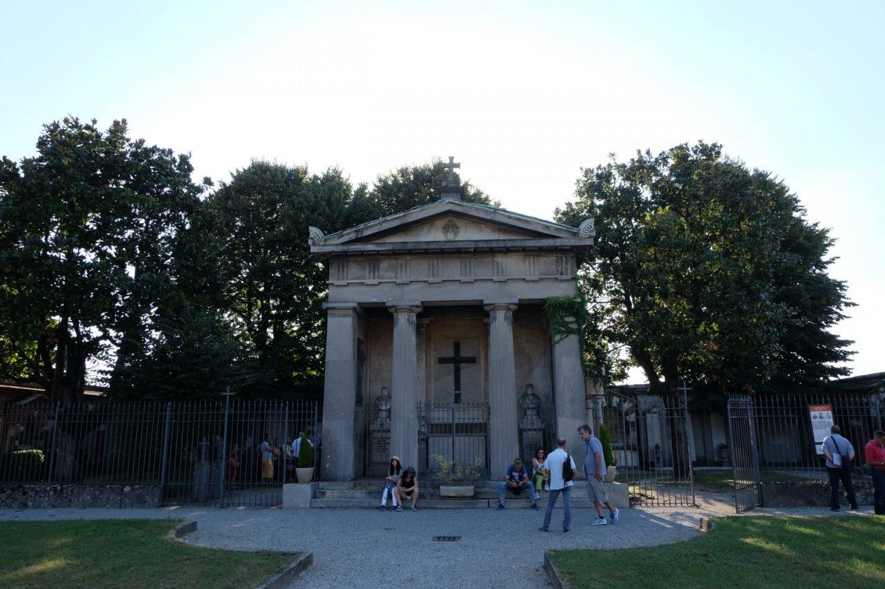 Muggiò, Mausoleo Casati