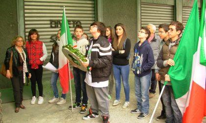 L'Anpi commemora agli antifascisti di via Sant'Alessandro