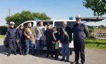 Nuovo ufficio mobile per gli agenti del Corpo di Polizia Brianza Est