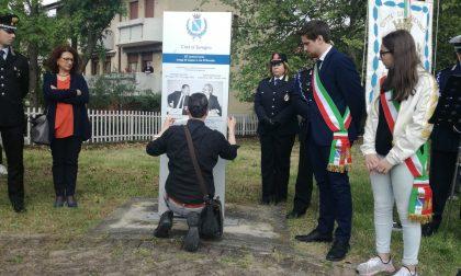 Commemorazione (con gaffe) per Falcone e Borsellino