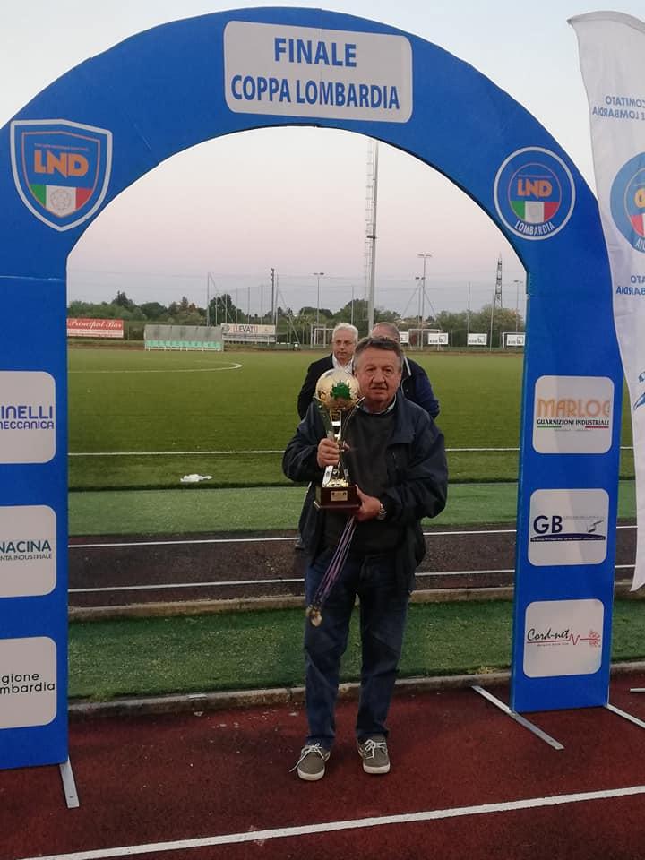 Paolo Mussi presidente Ac Lissone calcio