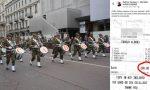 Adunata Alpini Milano: protesta social per lo scontrino da 200 euro