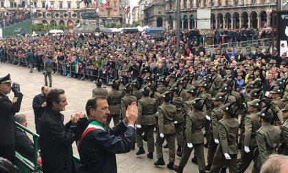 Adunata Alpini Milano 2019: la sfilata è in corso VIDEO e FOTO