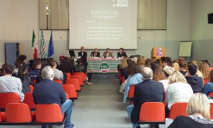 """""""1938-2019 Il diritto contro i diritti"""": gli studenti all'incontro promosso dalla Cisl"""