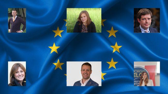 Ecco i sei brianzoli in corsa per le elezioni Europee VIDEO