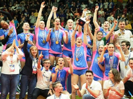 Vero Volley Monza pallavolo Challenge Cup
