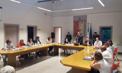 Mezzago: inizia con il primo Consiglio comunale l'era Rivabeni