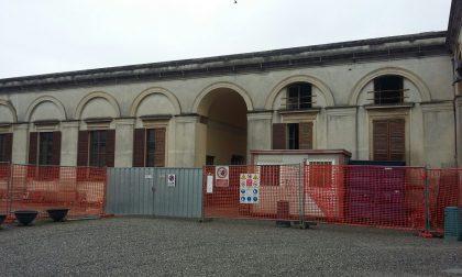 Fermi da oltre un anno, i lavori in Villa Tittoni attendono il via libera della Sovrintendenza