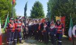 L'associazione nazionale carabinieri di Meda premia i suoi soci