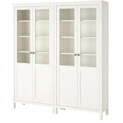 Libreria Ikea Con Ante In Vetro.Ikea Ritira Dal Mercato Librerie E Armadi Con Ante In Vetro Hemnes