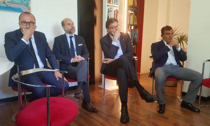 Il sottosegretario alla presidenza del Consiglio in visita a Concorezzo