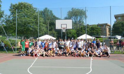 Un torneo di basket playground contro le leucemie dedicato a Federico Carminati