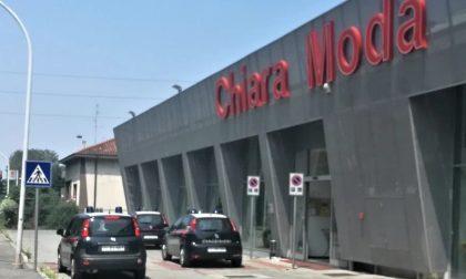 A Seregno ladra di vestiti fermata a Chiara Moda