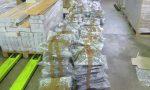 Più di 150 chili di droga stoccati in un magazzino FOTO