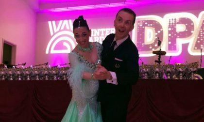 Luca e Sonia ancora campioni europei di danze standard a Blackpool