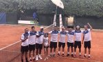 Tennis Club Villasanta a un passo dalla serie B