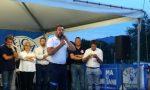 Salvini show a Barzago, un bagno di folla FOTO