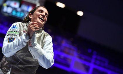 Arianna Errigo bronzo ai Mondiali