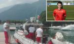Ritrovato il corpo della calciatrice svizzera scomparsa nel lago di Como