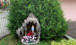 Benedetta una nuova statua della Madonna