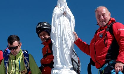 Con Miriam e Umberto, il Cai di Veduggio va sempre più in alto