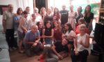 Dalla Brianza all'Etna in bici… e gli amici gli hanno fatto la festa FOTO VIDEO