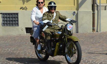 Moto Club Carate, sfilata a due ruote. FOTO