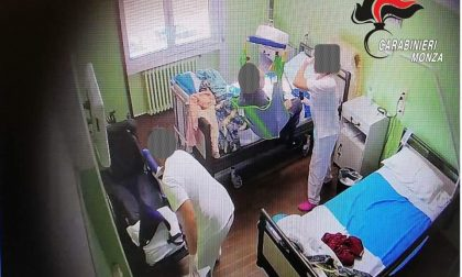 Maltrattamenti su anziani: la casa di riposo di Besana smaschera i dipendenti violenti
