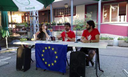 L'eurodeputato Brando Benifei alla Festa democratica VIDEO