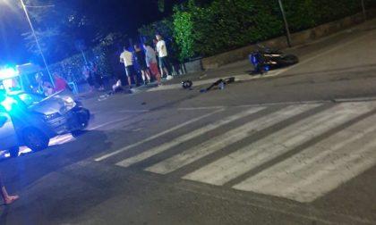 Grave incidente a Carate: ferito un 28enne SIRENE DI NOTTE