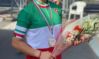 Cesano Maderno è tricolore con Valentina Basilico