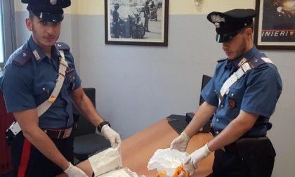 Un chilogrammo di cocaina in auto: arrestati due trafficanti