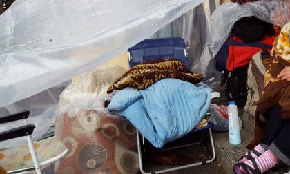 Blitz dei Carabinieri per la senzatetto di villa Banfi