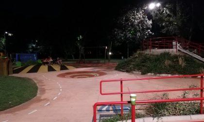 Parco sulle Nuvole a Desio, nuova illuminazione per lo spazio giochi inclusivo