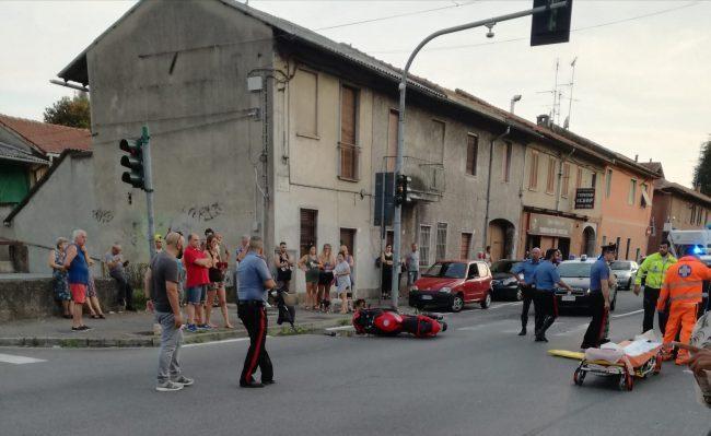 Poliziotto muore in un tragico incidente stradale
