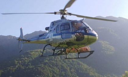 Malore in quota per un 63enne brianzolo: interviene l'elisoccorso e il soccorso alpino