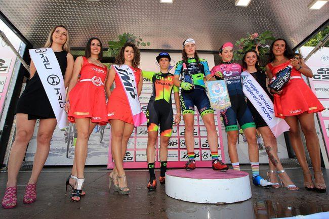 Ciclismo, Giro Rosa, Borghesi: il giorno più bello