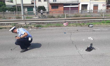 E' morto il 18enne coinvolto nell'incidente avvenuto a Seveso