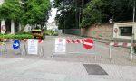 Vimercate, via Cereda chiusa fino al 22 agosto