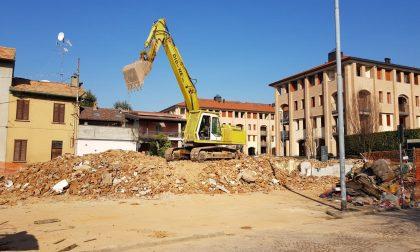 Piazza Castello di Sulbiate, progetto fermo ancora al palo