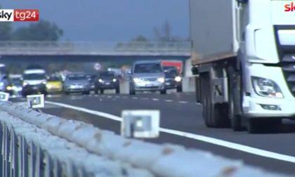 Malore in autostrada A4 fatale per un uomo di 62 anni