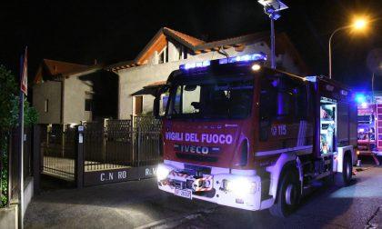 Biassono,  incendio in casa: muore il gatto