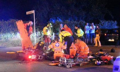 Tragico incidente a Seveso: muore il marito, la moglie è grave FOTO