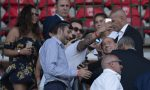 Berlusconi in tribuna porta bene al Monza di Coppa FOTO