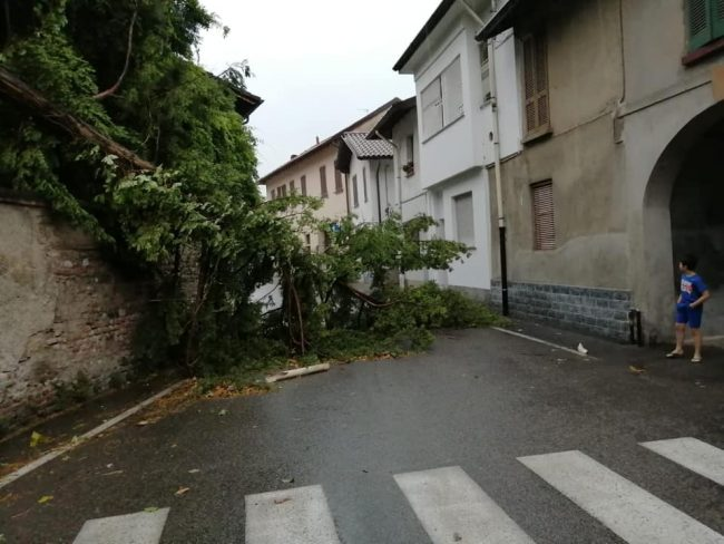 Sovico, via Cavour